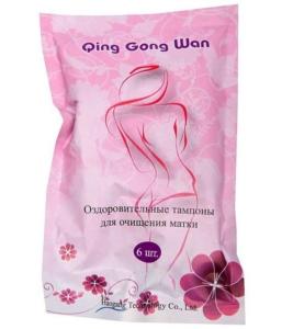 Оздоровительные Фито-тампоны для очищения матки
