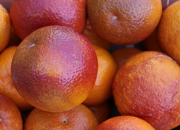 Кровавый апельсин Моро (Moro Blood Orange)